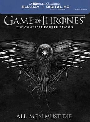 Game Of Thrones: The Complete Fourth Season Used - Very Good Blu-Ray