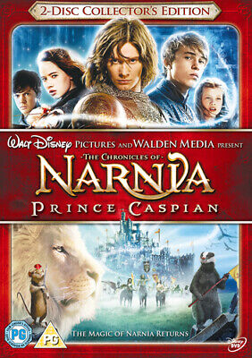 The Chronicles of Narnia: Prince Caspian DVD (2008) Ben Barnes