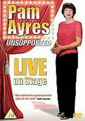 Pam Ayres: Unsupported DVD (2007) Pam Ayres cert PG Expertly Refurbished Product