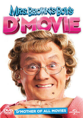 Mrs Brown's Boys D'movie DVD (2014) Brendan O'Carroll