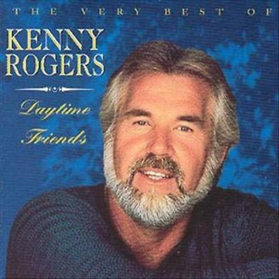 Kenny Rogers - Daytime Friends: The Very Best Of Kenny Rogers Used - Very Good C