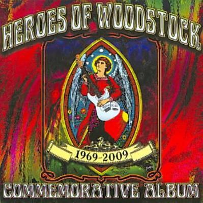 Various Artists - Heroes Of Woodstock 1969-2009 Used - Very Good Cd