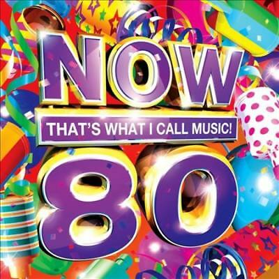 Various Artists - Now That's What I Call Music! 80 Used - Very Good Cd