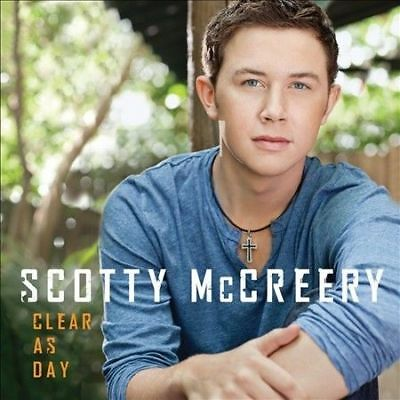 Scotty McCreery : Clear As Day CD