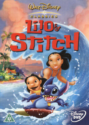 Lilo and Stitch DVD (2003) Chris Sanders