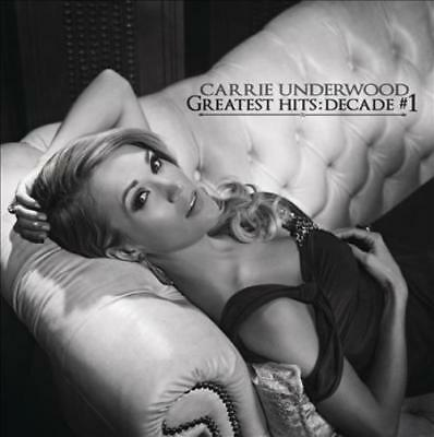 Carrie Underwood - Greatest Hits: Decade #1 Used - Very Good Cd