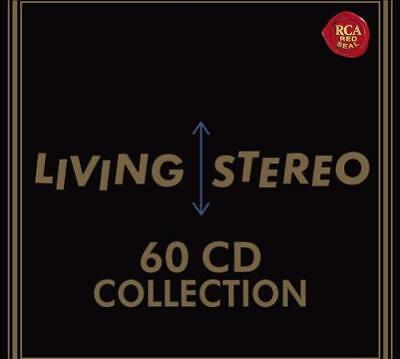 Living Stereo 60-CD Collection New CD