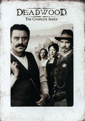 Deadwood - The Complete Series New Dvd