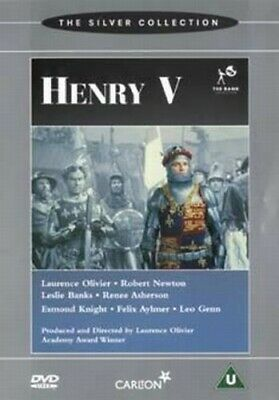 Henry V DVD (1999) Laurence Olivier cert U Highly Rated eBay Seller Great Prices