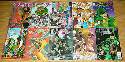 Green Arrow #0 & 1-137 VF/NM complete series +annual 1-7 +longbow 1-3 + (5) more
