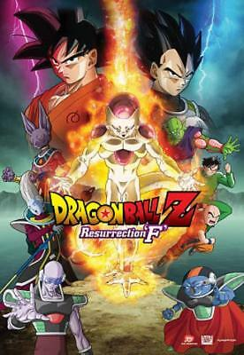 Dragon Ball Z: Resurrection 'f' New Dvd