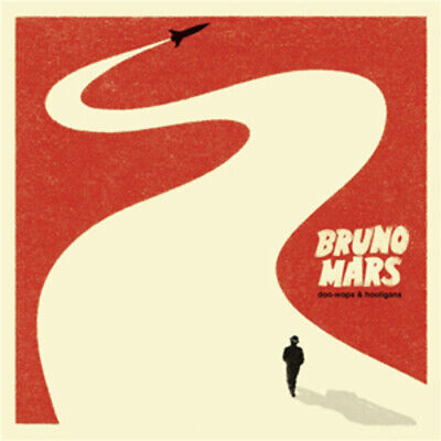 Bruno Mars : Doo-wops & Hooligans CD Deluxe  Album (2011) FREE Shipping, Save £s