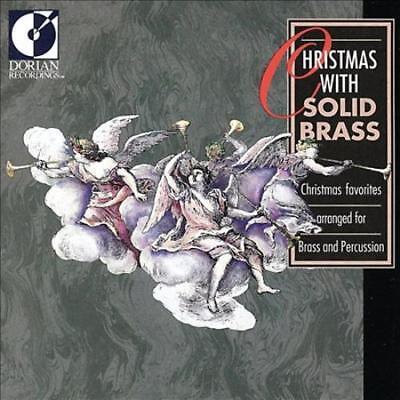 Solid Brass - Christmas With Solid Brass Used - Very Good Cd