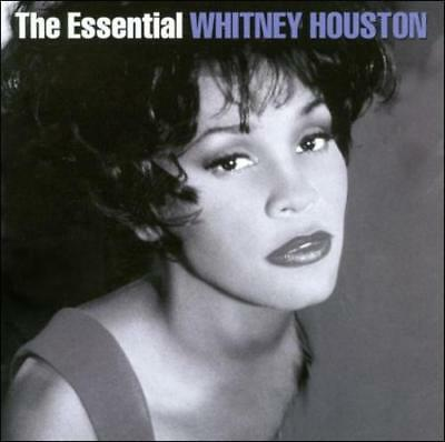 Whitney Houston - The Essential Used - Very Good Cd
