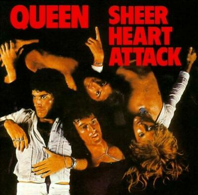 Queen - Sheer Heart Attack Used - Very Good Cd