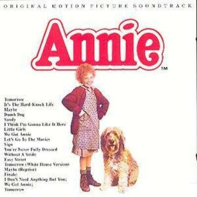 Various : Annie: Original Soundtrack CD (1990) Expertly Refurbished Product