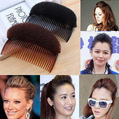 NEW Women Lady Hair Styling Clip Stick Bun Maker Braid Tool Hair Accessories