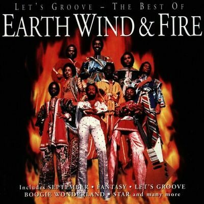 Earth, Wind & Fire : Let's Groove CD (2009) Incredible Value and Free Shipping!