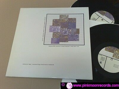 Mission Two:connecting Electronix Network 1999 2Lp Italy Various Artists