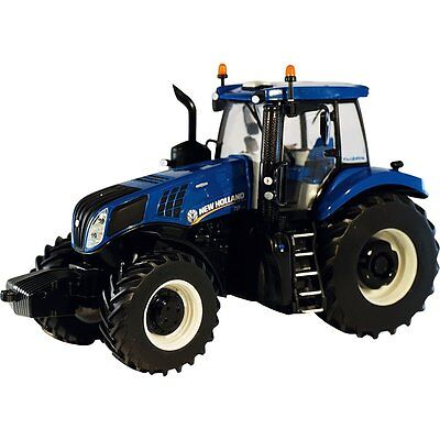 Britains 43007 New Holland T8.435 Tractor Diecast Farm Model