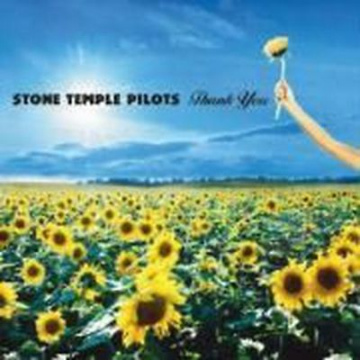 Thank You!-The Best Of - Temple Pilots Stone Compact Disc Free Shipping!