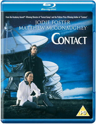 Contact Blu-ray (2009) Jodie Foster