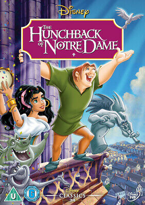 The Hunchback of Notre Dame (Disney) DVD (2002) Gary Trousdale cert U