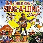 24 Children's Sing-a-long Songs CD (2005) Highly Rated eBay Seller, Great Prices