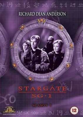 Stargate SG1: Season 3 (Box Set) DVD (2003) Richard Dean Anderson