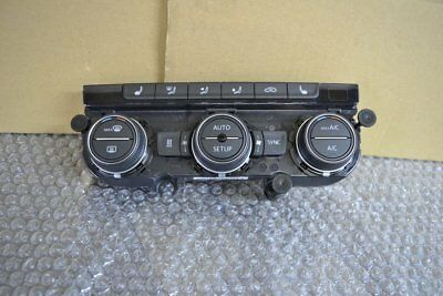 Original VW  Golf 7 Klimabedienung 5G0907044S a27230