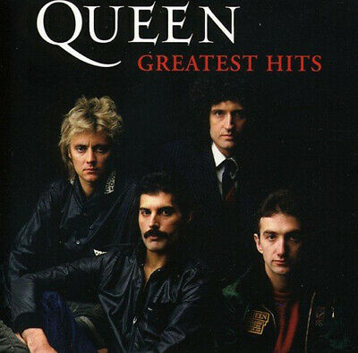 Queen : Greatest Hits CD Remastered Album (2011) ***NEW*** Fast and FREE P & P