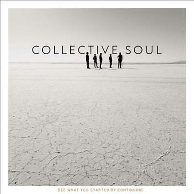Collective Soul - See What You Started By Continuing New Cd