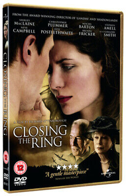 Closing the Ring DVD (2008) Shirley MacLaine, Attenborough (DIR) cert 12