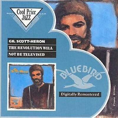 Gil Scott-Heron : The Revolution Will Not Be Televised CD (1989)