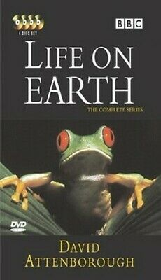 David Attenborough: Life On Earth - The Complete Series DVD (2003) David