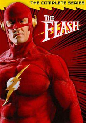 The Flash: The Complete Series New Dvd