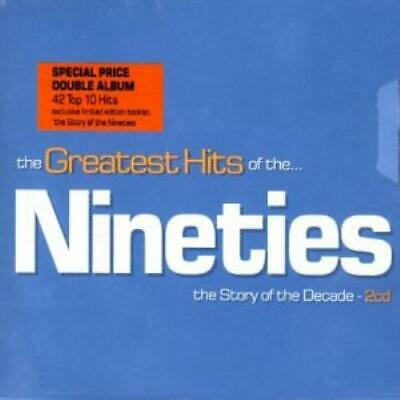 Various Artists : Greatest Hits of the 90s CD