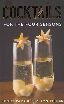 Cocktails for the Four Seasons by Hardcover Book (English)