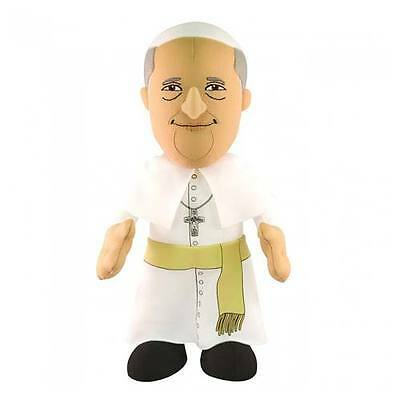 Pope Francis Limited Edition 10-Inch Tall Plush Figure Doll