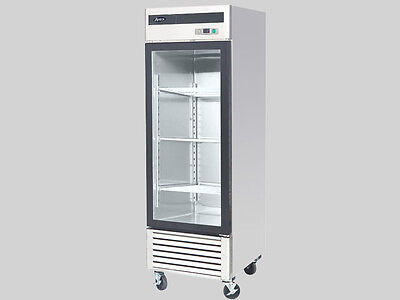 Glass Door Display Freezer - Brand New - Warranty - See Video