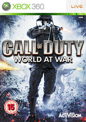Call of Duty: World at War (Xbox 360) Shoot 'Em Up Expertly Refurbished Product
