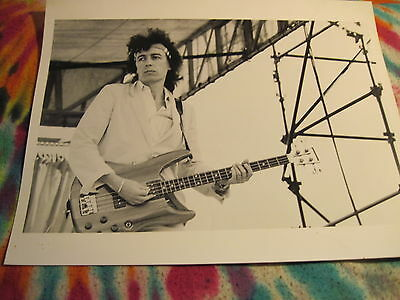 Rolling Stones / Bill Wyman - 8 X 10 -  Photo # 7 ------- K @@ L