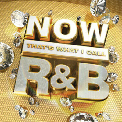 Various Artists : Now That's What I Call R&B CD 2 discs (2011) Amazing Value
