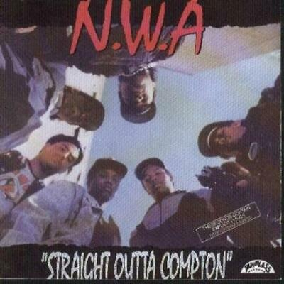 NWA : Straight outta compton (1988) CD