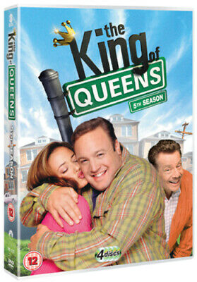 The King of Queens: 5th Season DVD (2009) Kevin James cert 12 Quality guaranteed