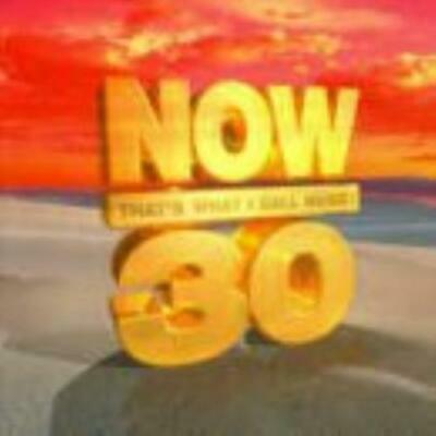 Various : Now Thats What I Call Music! Vol 30 CD