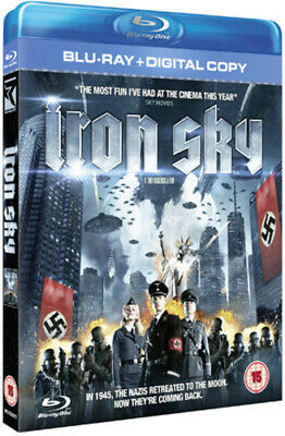 Iron Sky Blu-ray (2012) Julia Dietze