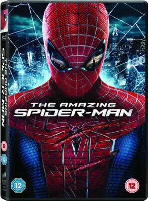 The Amazing Spider-Man DVD (2012) Emma Stone ***NEW***