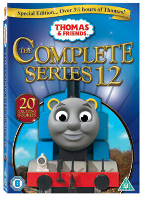 Thomas & Friends: The Complete Series 12 DVD (2011) Thomas the Tank Engine cert