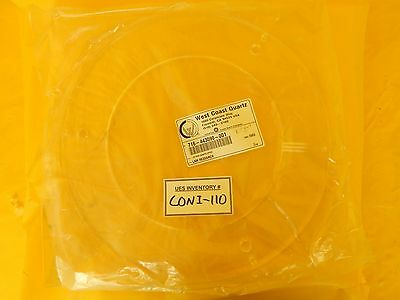 Lam Research 716-443090-001 Upper Quartz E2 Ring New